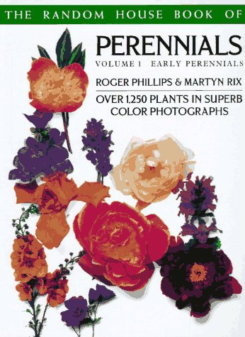 Phillips R., Rix M. Perennials, Volume 1 Early Perennials, 1994