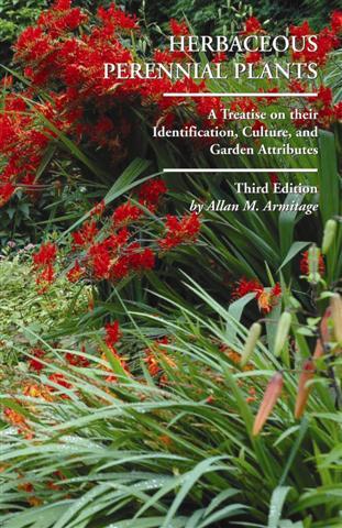 Armitage A. Hebaceous Perennial Plants, 2008