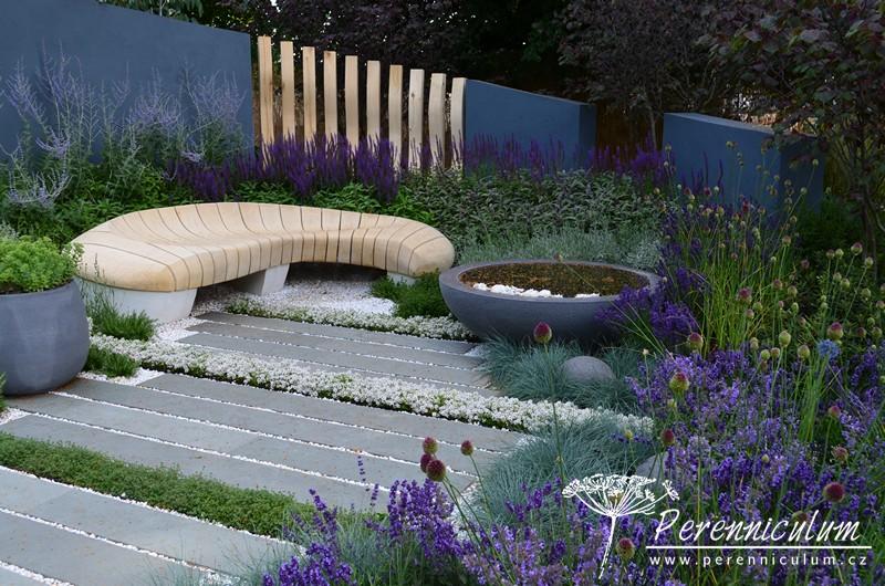 Living Landscapes: Healing Urban Garden