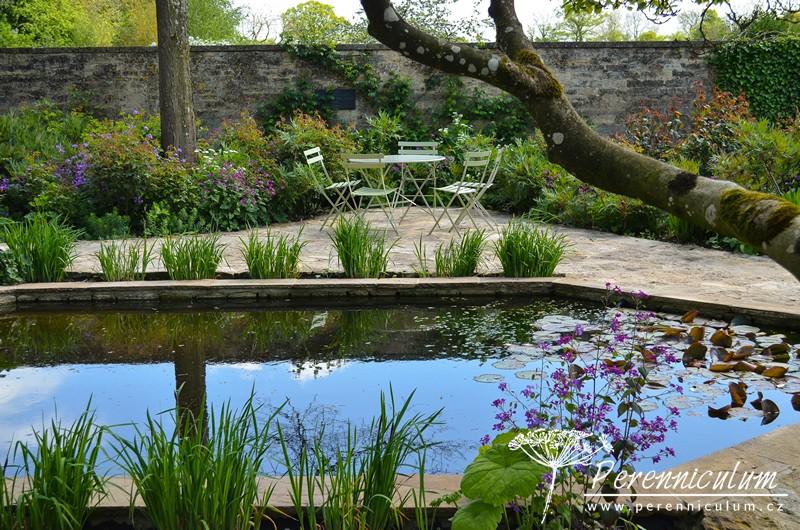 Zahrady Rosemary Verey